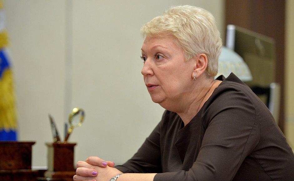 Васильева предложила вернуть письменные вступительные экзамены в вузы