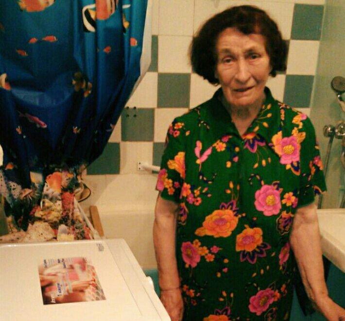 Ухтинцы помогли одинокой пенсионерке, попросившей на благотворительной акции