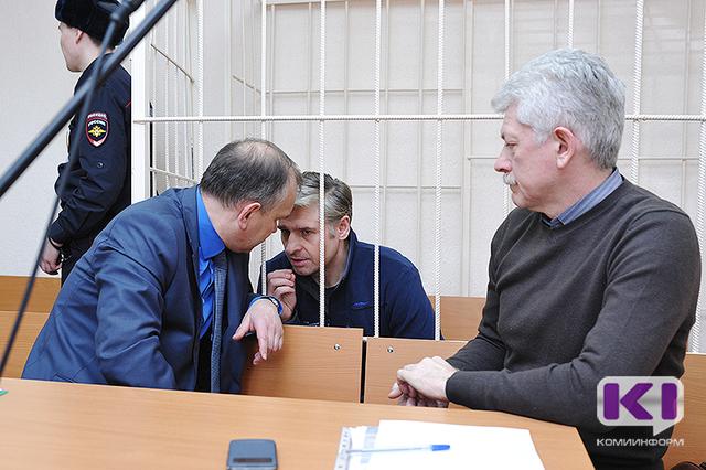 Вопрос о продлении ареста Павлу Смирнову в горсуде рассматривают в закрытом режиме
