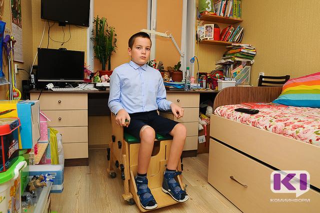 Спасти ребенка: сбор для сыктывкарца Олега Карманова закрыт