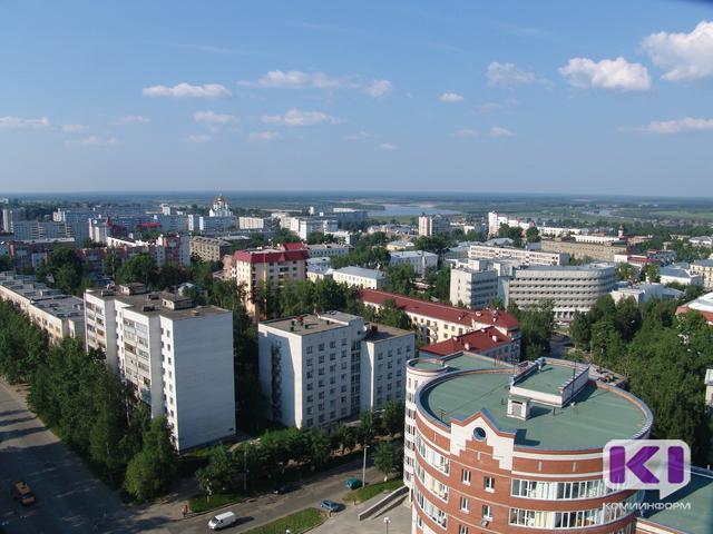 В Сыктывкаре ищут географический центр