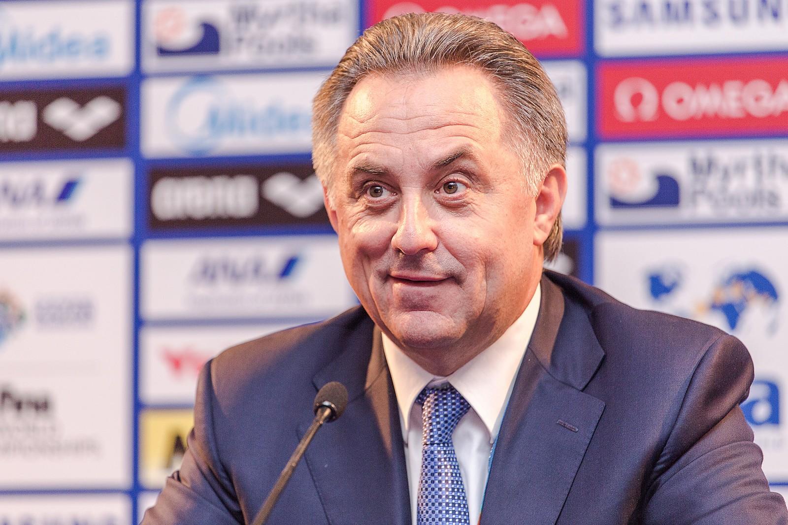Мутко назвал чемпионат мира одним из основных приоритетов работы напосту вице-премьера