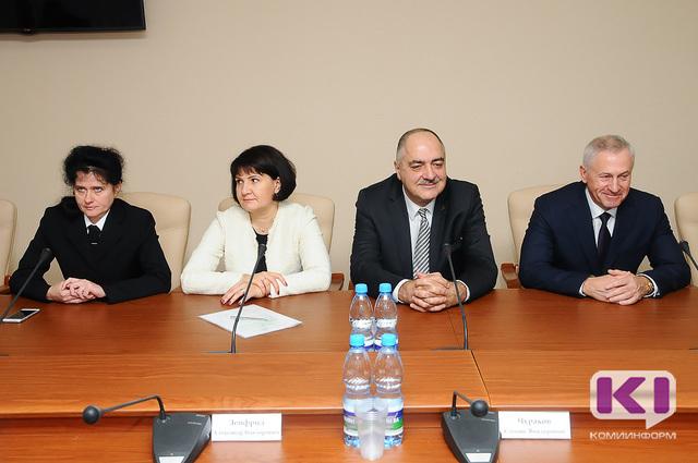 Госсовет Коми согласовал кандидатуры членов правительства, предложенные Сергеем Гапликовым