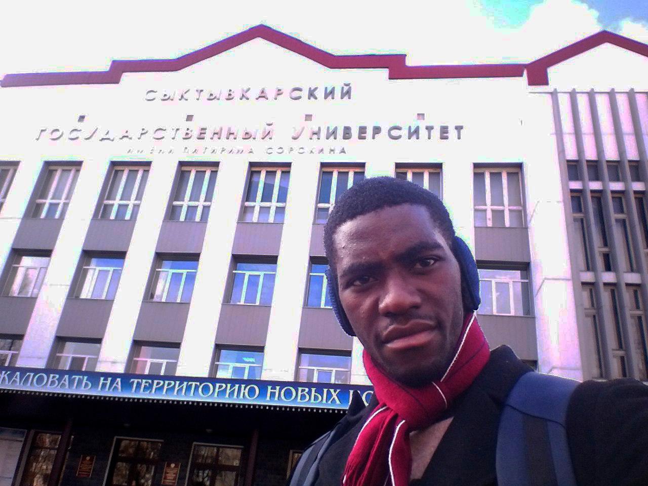 Четверо студентов из Замбии приехали в Сыктывкар изучать русский  язык