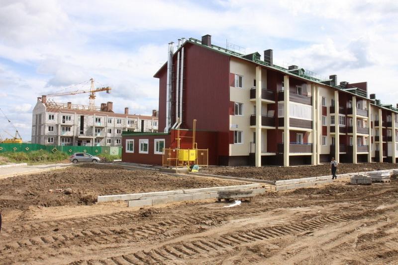 В Сыктывкаре за хищения судят строителей домов в местечке Кочпон-Чит