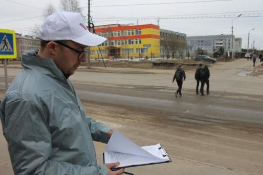 За год в Сыктывкаре удалось ликвидировать три самых опасных нерегулируемых пешеходных перехода