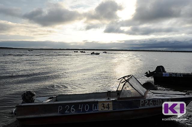 Нареках Печорского бассейна завершена навигация маломерных судов