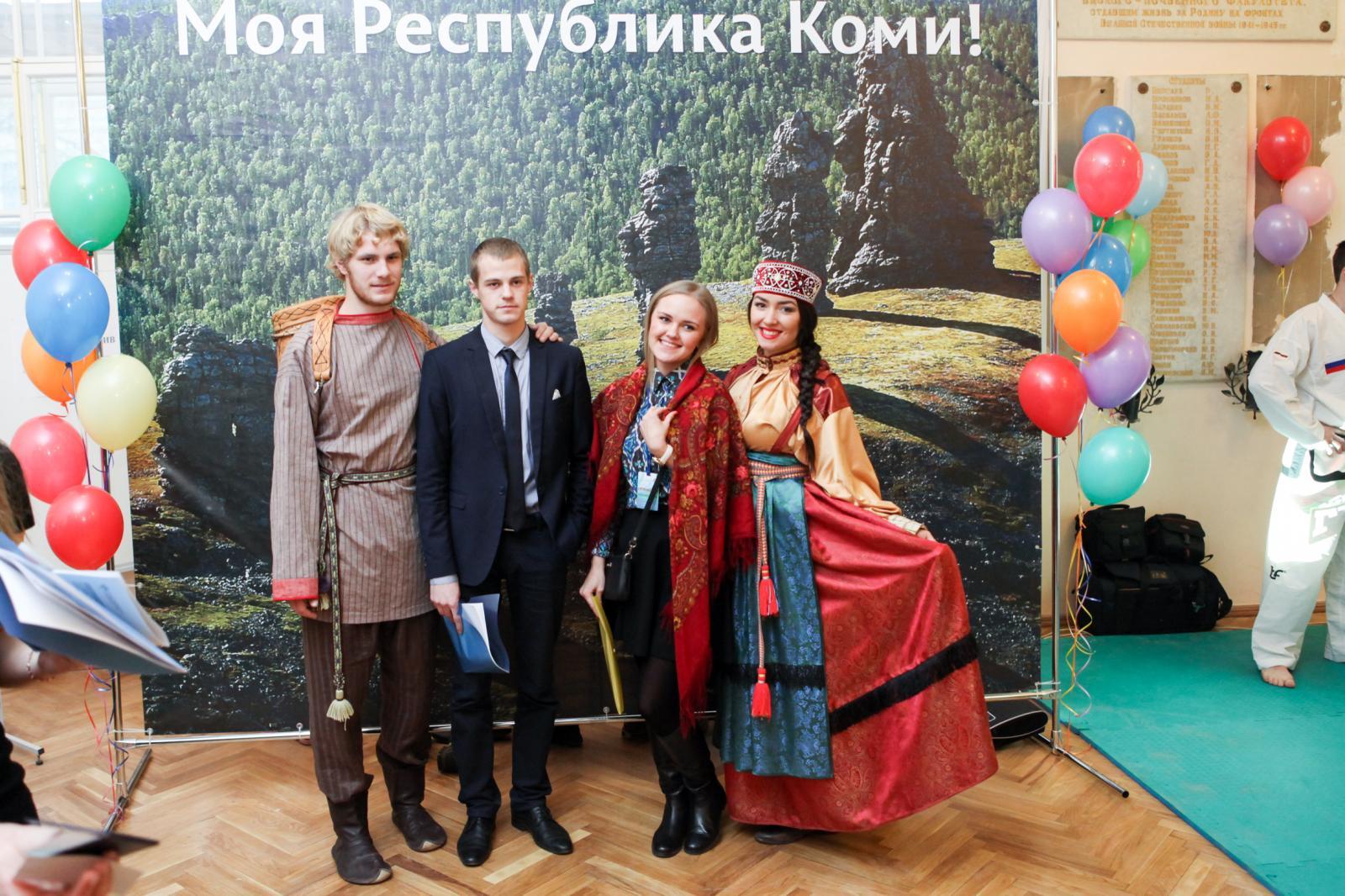 В Санкт-Петербурге в шестой раз пройдет Форум студенческой молодежи Коми