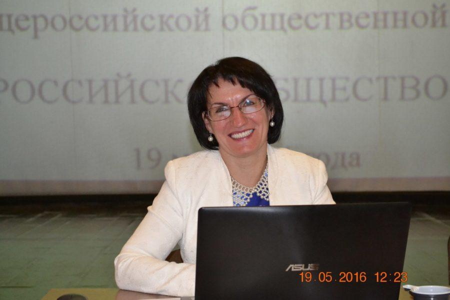Защитой прав людей с инвалидностью в составе ОНК в Коми займется Людмила Ганова