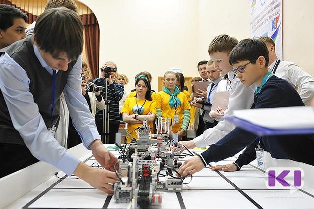 Более 30 команд из Коми примут участие в поморской битве роботов