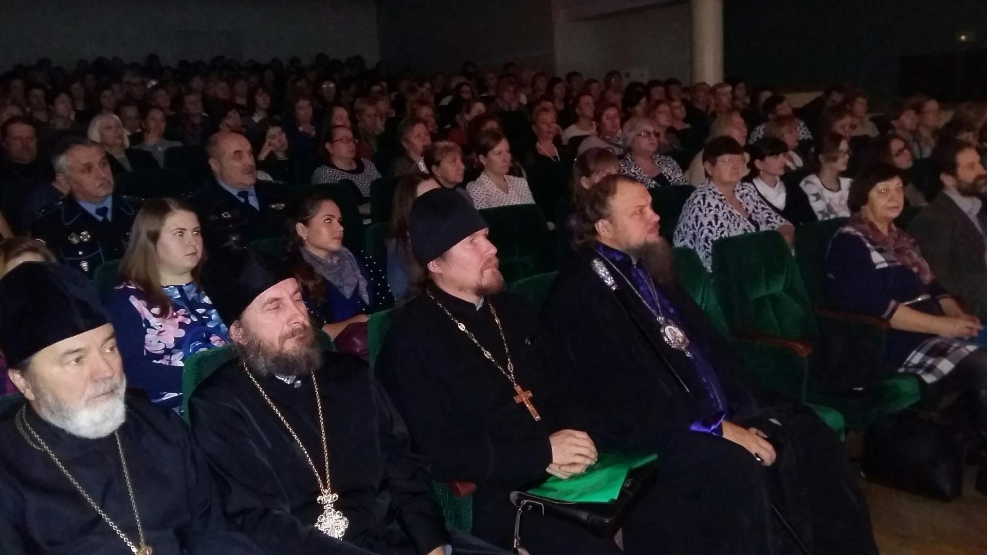 В Коми стартовали Рождественские образовательные чтения