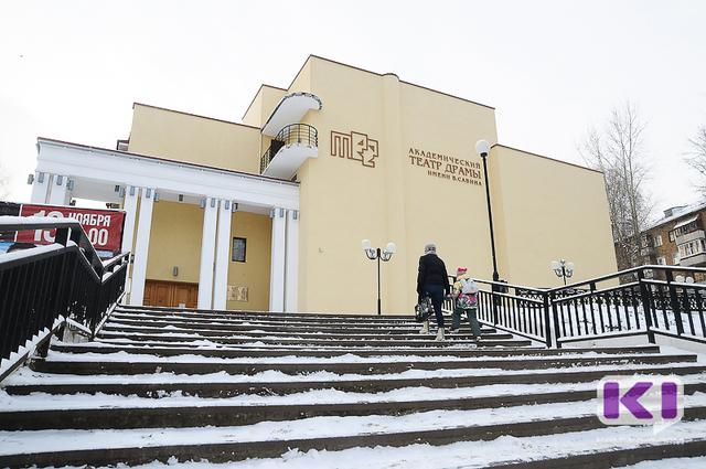 СКАТ, Катунин с рогаткой, чулки на голове - тайны театрального Сыктывкара раскрыли горожанам