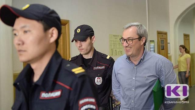 Мосгорсуд оставил экс-главу Коми Гайзера вСИЗО до19декабря
