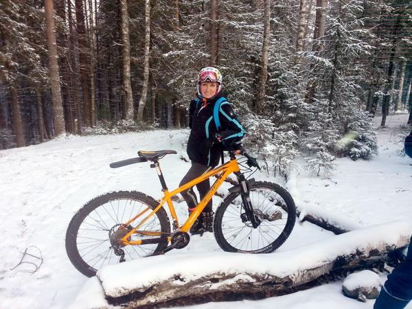 Раритетный велосипед и