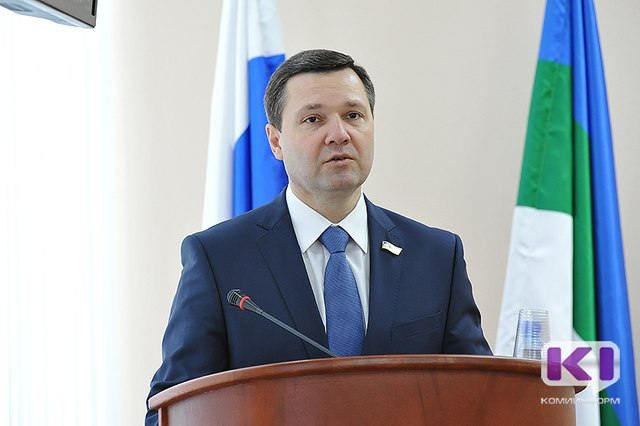 Дмитрий Толстов стал постоянным представителем главы Коми в Госсовете