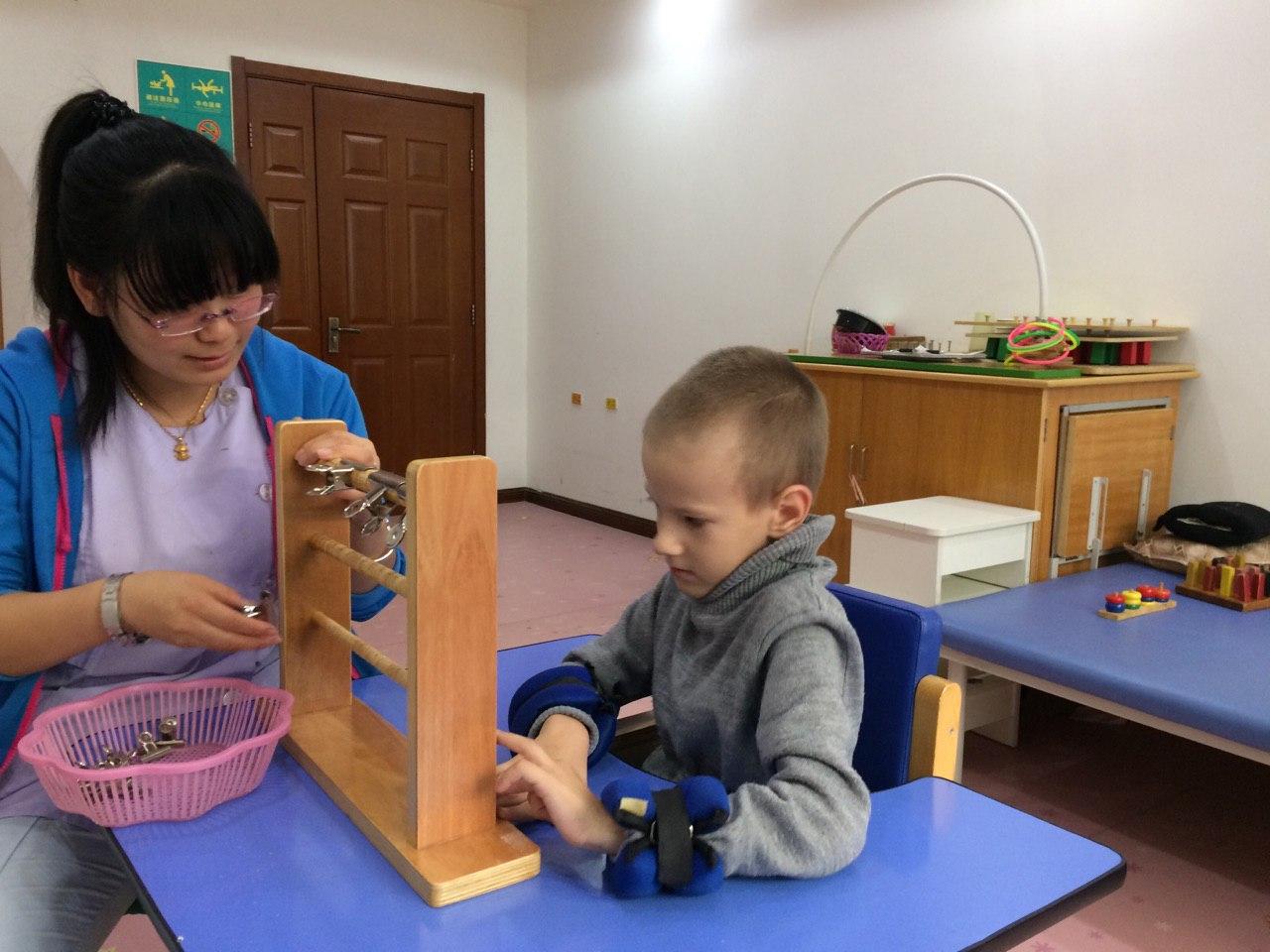 Семья Жаренковых из Коми сможет продолжить лечение сына в Китае только с помощью благотворителей