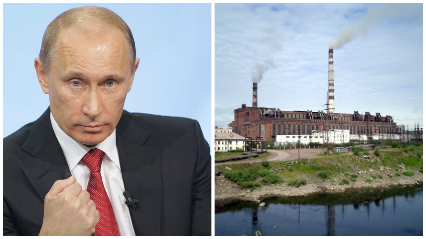 Владимир Путин потребовал перевести на газ воркутинскую ЦВК до отопительного сезона  2018-2019 годов