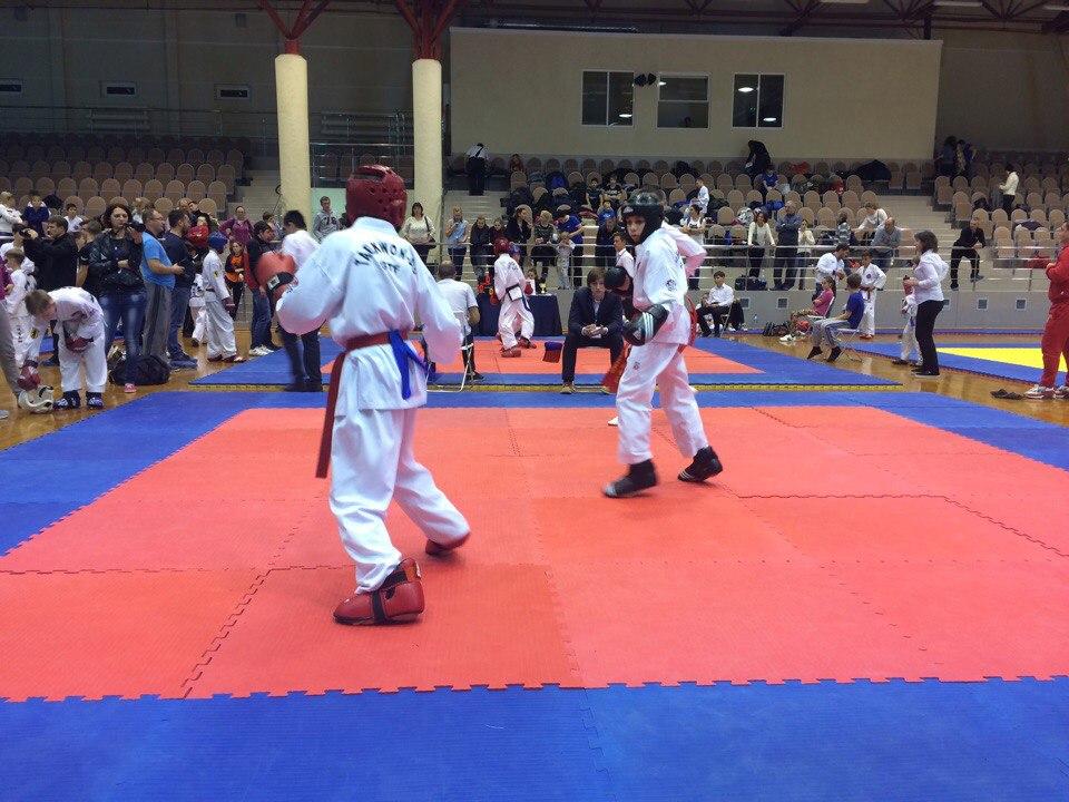 Тхэквондисты из Коми успешно выступили на всероссийском турнире Kirov Open