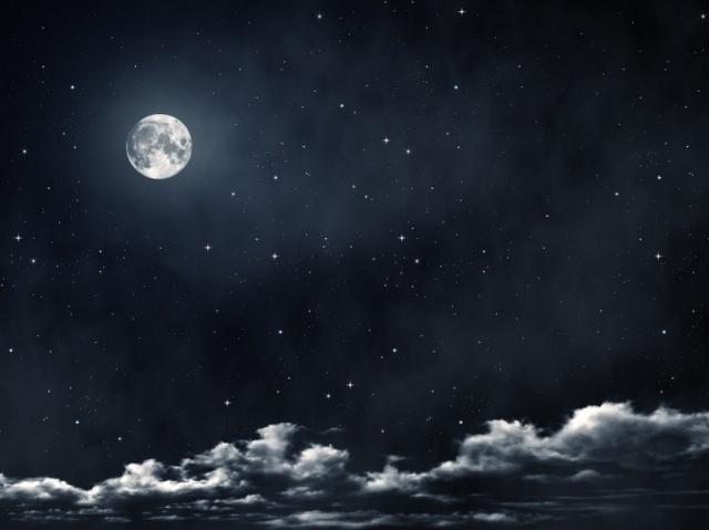 Вначале рабочей недели граждане Земли смогут увидеть неповторимую Луну