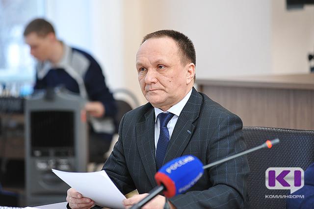 Руководить Сысольским районом продолжит Роман Носков