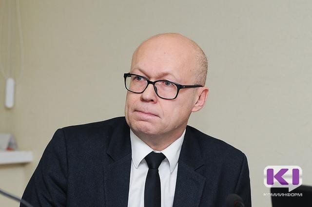 Обязанности мэра Сыктывкара будет выполнять Владимир Голдин