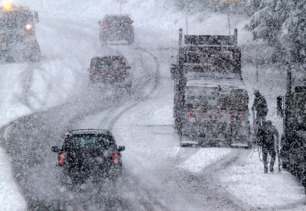 МЧС предупреждает жителей Коми об ухудшении погодных условий