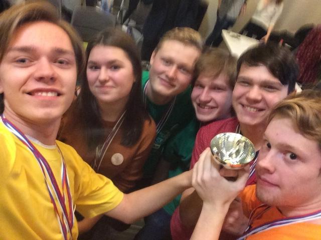 Старшеклассники из Сыктывкара победили в турнире