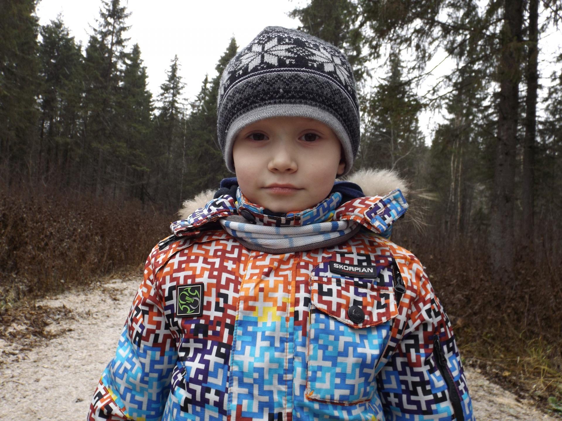 Пятилетнему сыктывкарцу Льву Лажаневу срочно нужны средства на обследование в Москве