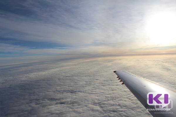 Самолеты изСыктывкара вИжевск начнут летать сдекабря