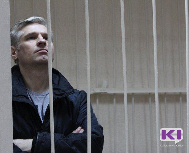 Экс-мэр Инты Павел Смирнов останется под стражей на время судебного процесса