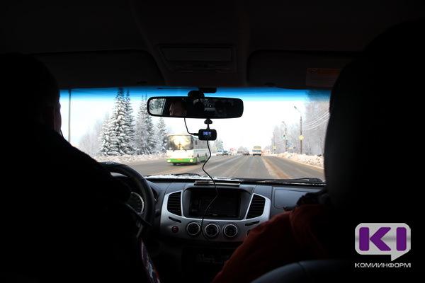 Охоту на гонщиков за рулем автобусов объявили в Сыктывкаре