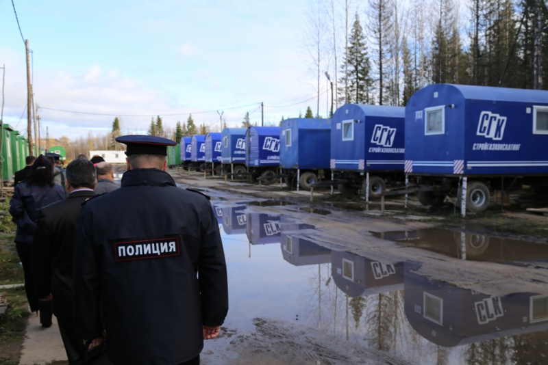 В Коми трудятся 6,3 тыс. мигрантов