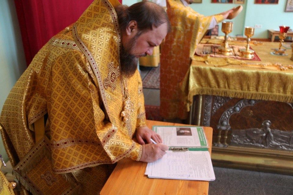 Сыктывкарская и Коми-Зырянская епархия начала сбор подписей против абортов
