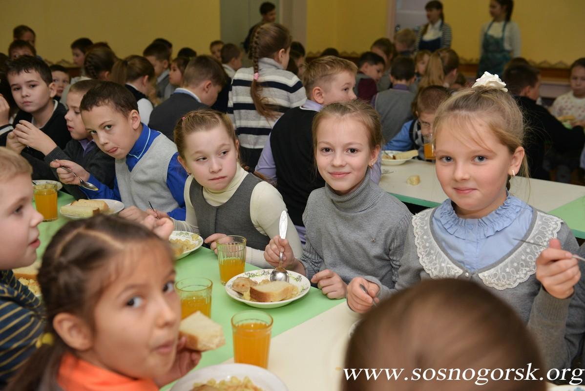 В Сосногорском районе продолжается общественная оценка питания в школах