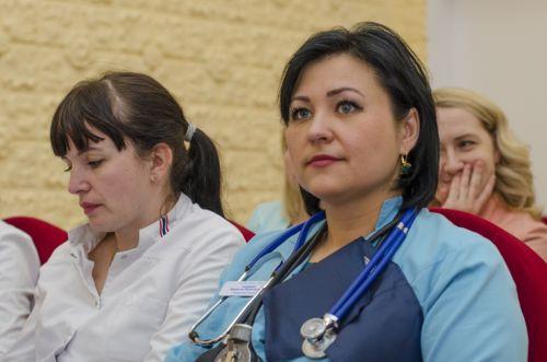 В Ухтинской городской больнице приняли молодое пополнение
