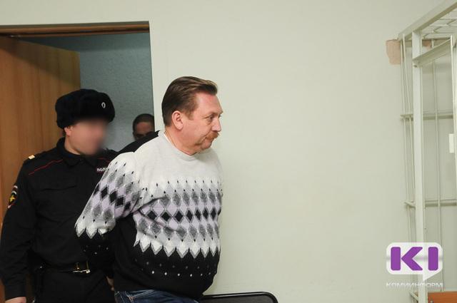 Заседание по избранию меры пресечения Игорю Терентьеву проходит в закрытом режиме