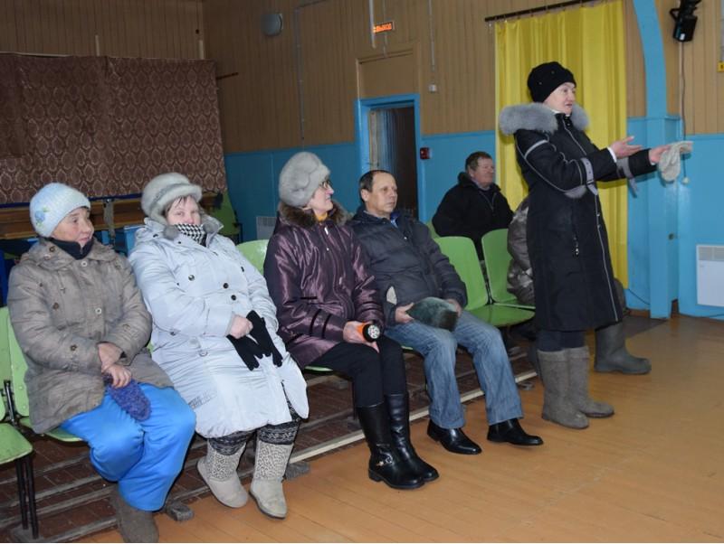 В Вуктыле в преддверии конференции коми народа проходят сходы
