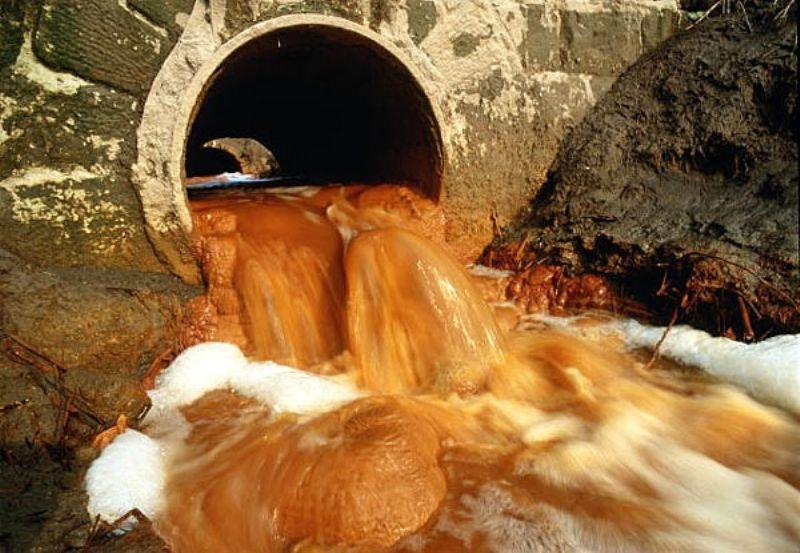 Ответственных за выброс промышленных вод в Емве обяжут рекультивировать загрязненную территорию