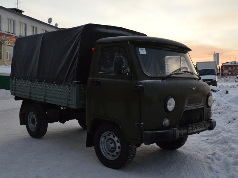В Усть-Цилемском районе заработал новый катафалк