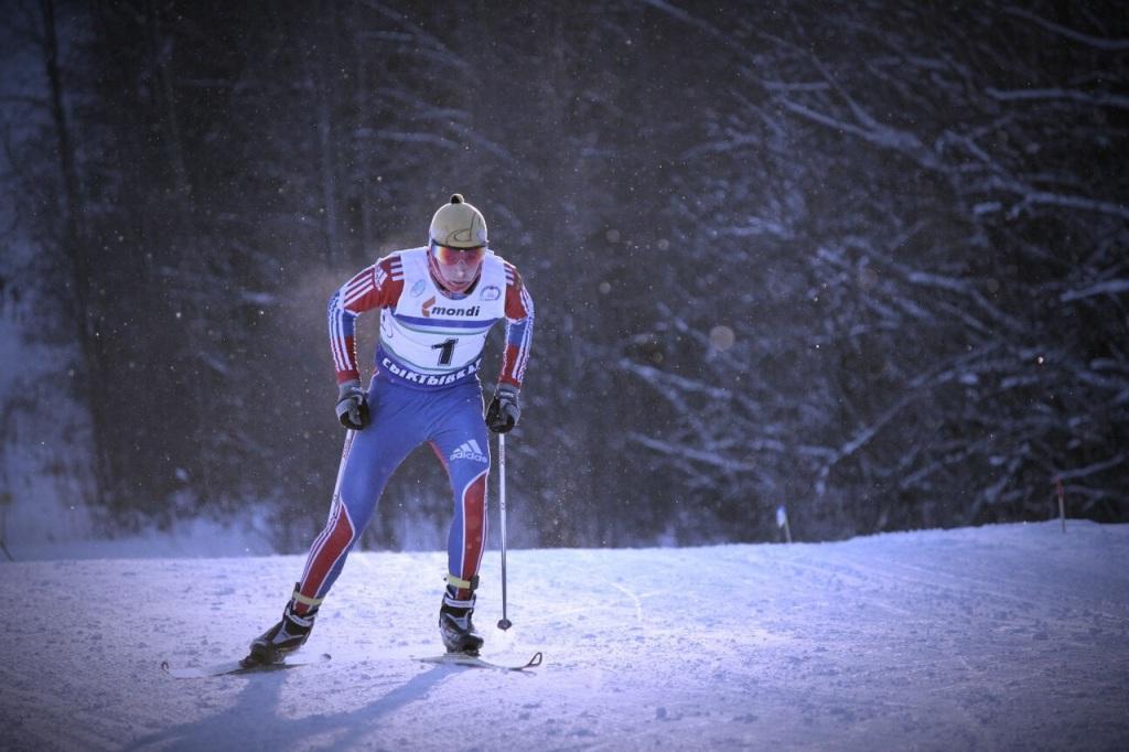 Лыжник изКоми победил напервом этапе Кубка Российской Федерации