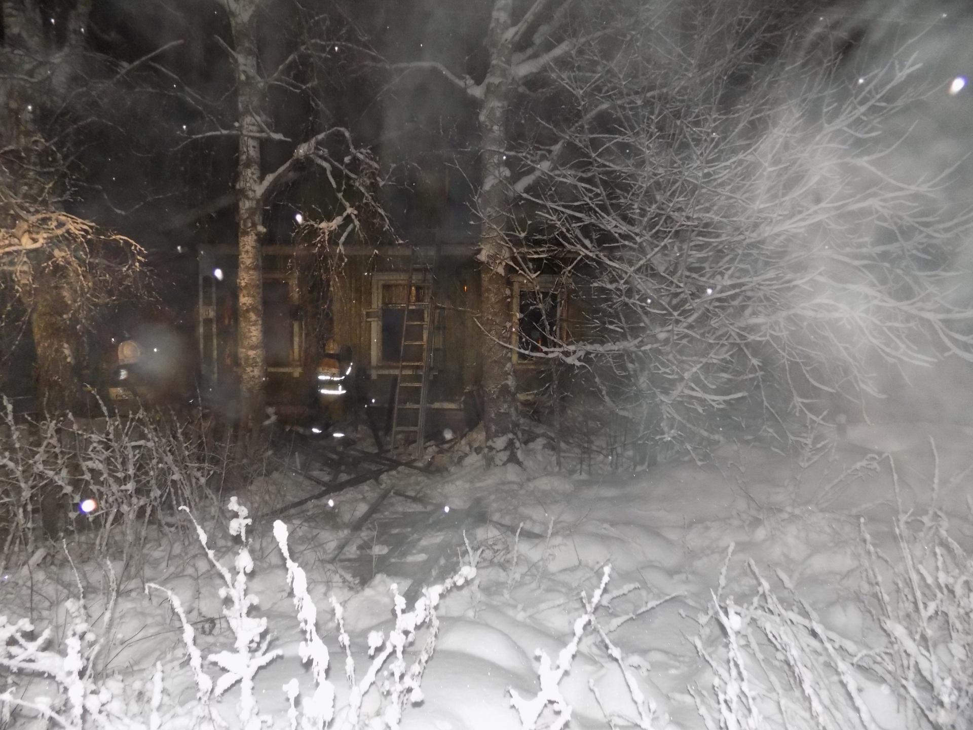 Впожаре встолице Коми погибли 4 человека
