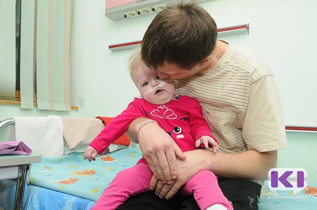 Спасти ребенка: за первые часы в помощь семье Нади Минаевой собрано более 60 тысяч рублей