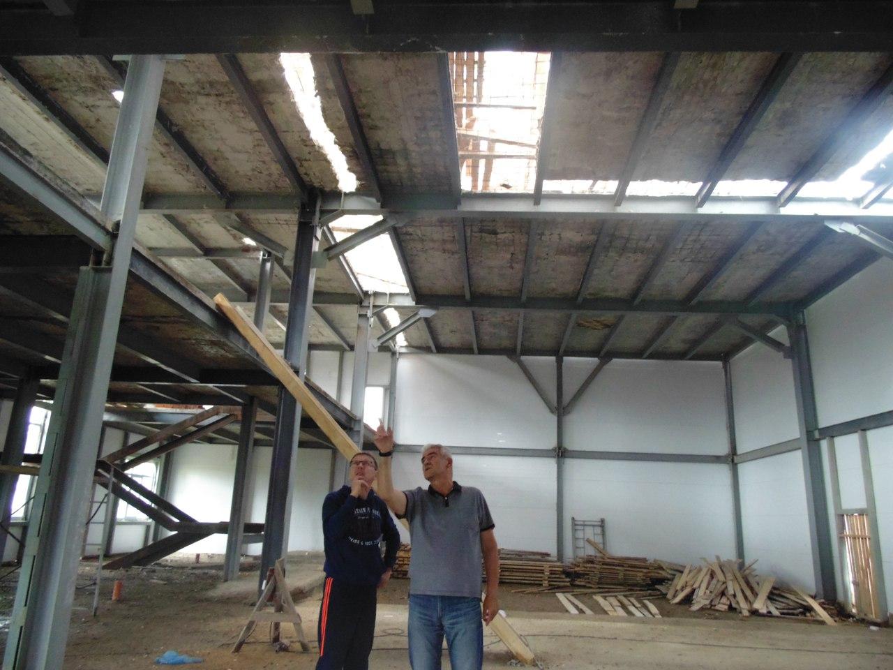 Строительство социально-культурного центра в Пажге откладывается из-за судебных тяжб