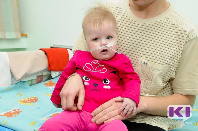 Спасти ребенка: общий счет собранных для Нади Минаевой  средств превысил 370 тысяч рублей