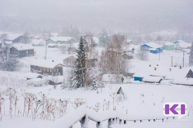 Электроснабжение в Корткеросском районе восстановлено