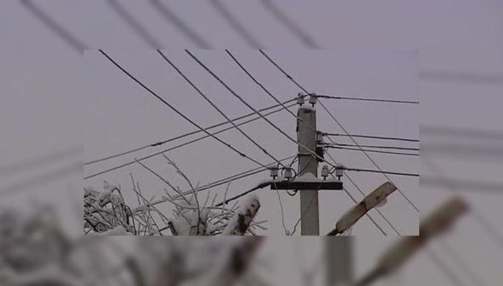 На Удоре пять населенных пунктов остались без электроэнергии