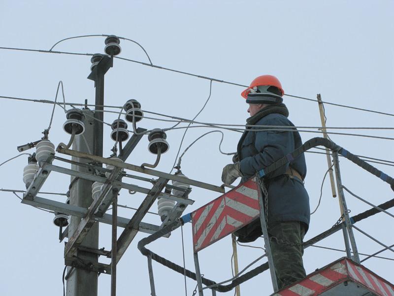 Электроснабжение на Удоре восстановили поздно ночью