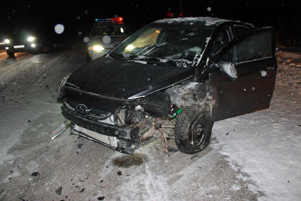 Врезультате дорожного происшествия натрассе Сыктывкар-Троицко-Печорск умер человек