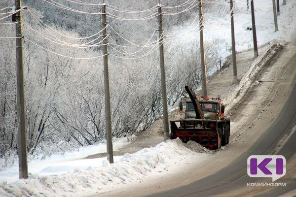Уборку улиц Сыктывкара перенесут на раннее утро и поздний вечер