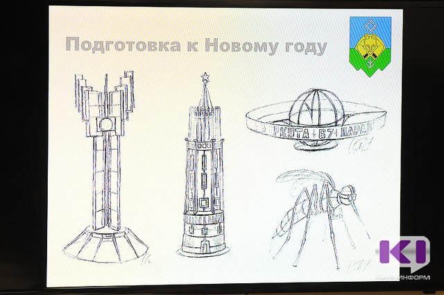 Новый арт-объект появится в Сыктывкаре к столетию Коми